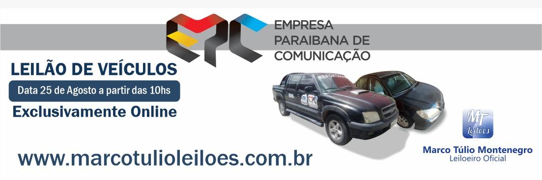 Leilão de Veículos EPC