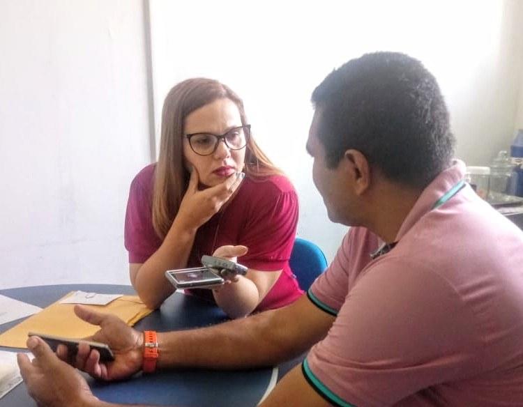 Cibelly entrevista - caminhos da PB
